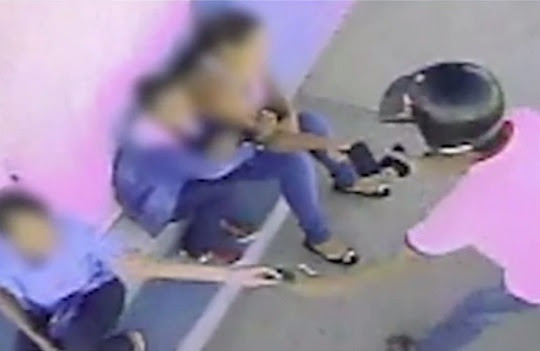 Homem rouba mulheres em três segundos na Bahia | Foto: Reprodução/TV Oeste