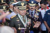 Jokowi Jalan Kaki Menuju Upacara HUT TNI, Panglima TNI Minta Maaf