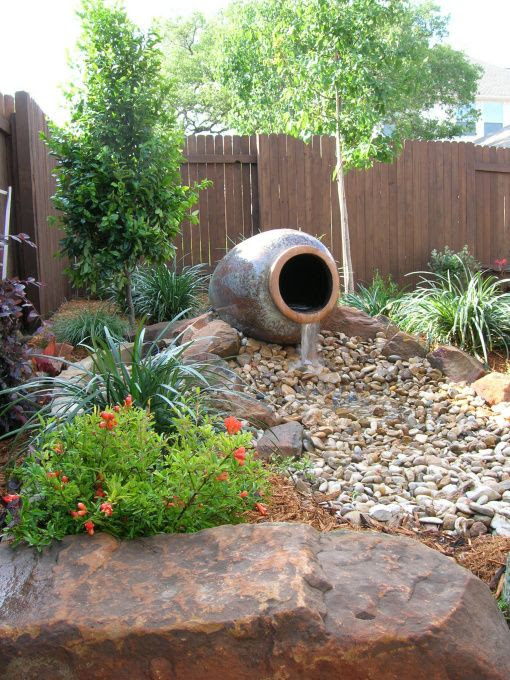 Back Yard Water Feature Ideas