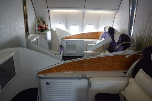 travelrewards: china southern airbus a330 first class