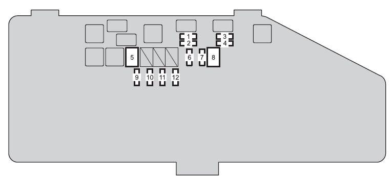 Scion Fuse Box Diagram