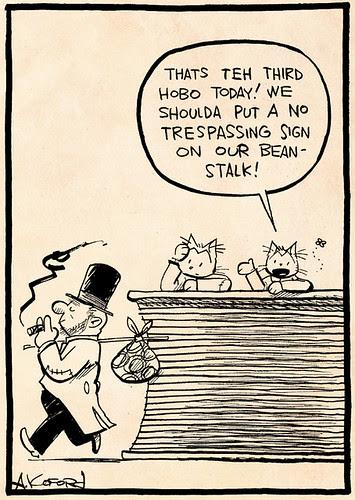 Laugh-Out-Loud Cats #2361 by Ape Lad