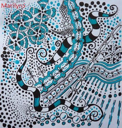 Zentangle_005_turquoise