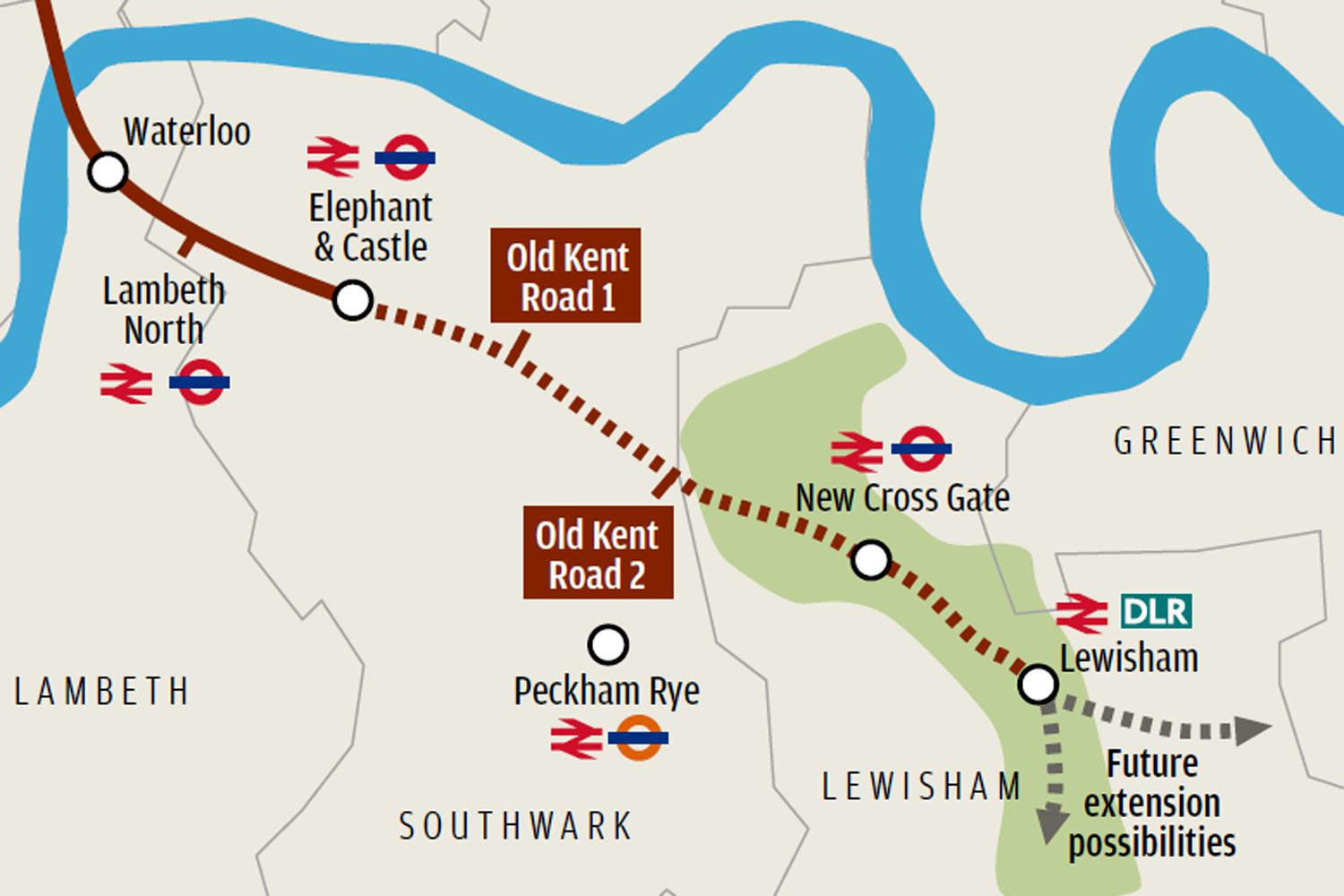 Bakerloo Line Extension Everything You Need To Know About