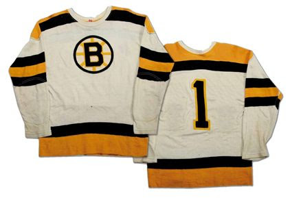 Boston Bruins 49-50 jersey, Boston Bruins 49-50 jersey