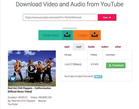 top   youtube  mp converters  complete list