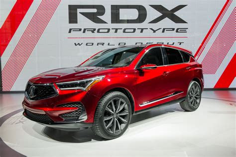 acura rdx prototype   thinly veiled  rdx  puts