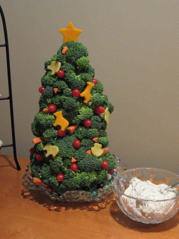 DIY Χριστουγεννιάτικα δέντρα (21)