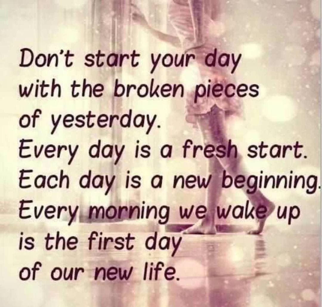 Quotes About Start The Day 227 Quotes
