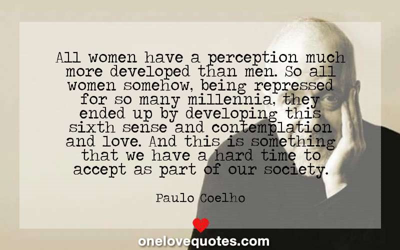 Quotes About Perception Of Love 24 Quotes