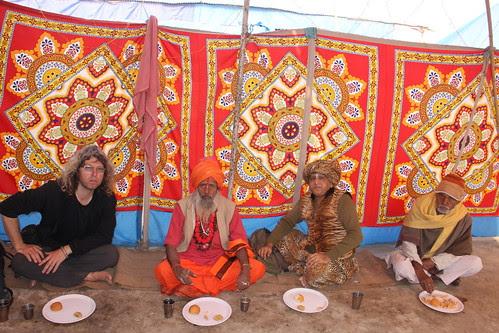 The Bhandara Of Lord Hanuman by firoze shakir photographerno1