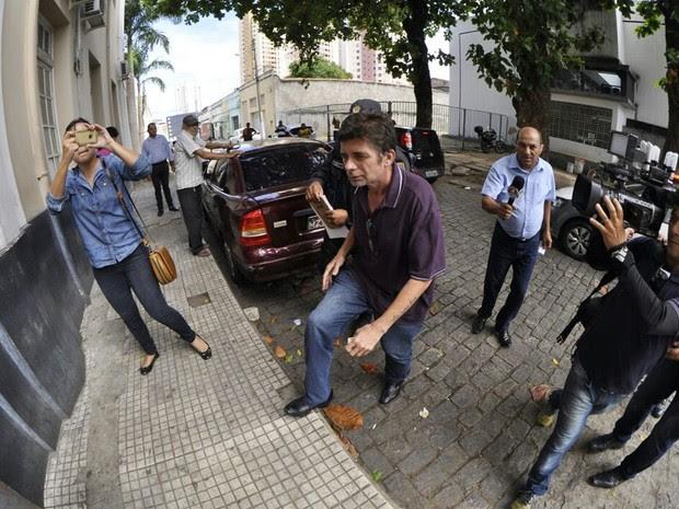 Ex-diretor do Idema, Gutson Reinaldo é apontado pelo MP como líder do esquema descoberto no Idema (Foto: Magnus Nascimento/Tribuna do Norte)