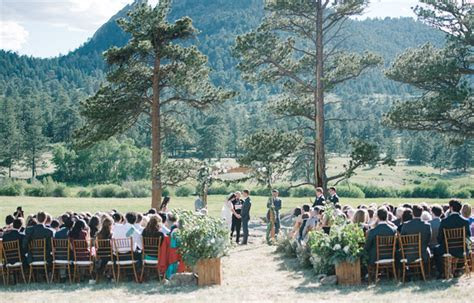 Estes Park Ranch Wedding :: Sloan   Michael   Calluna