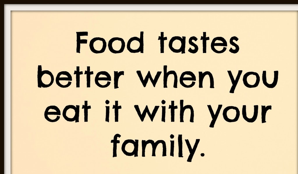 Quotes About Cooking For Your Family 17 Quotes