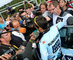 Tour de Francia: Alberto Contador: