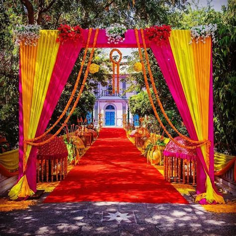#simple elgent#colourful#weding#ideas#indian#wedding#