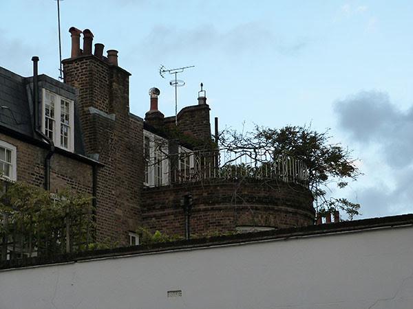 balcon rond