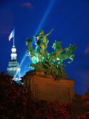グランパレ(Grand Palais)fromパリ