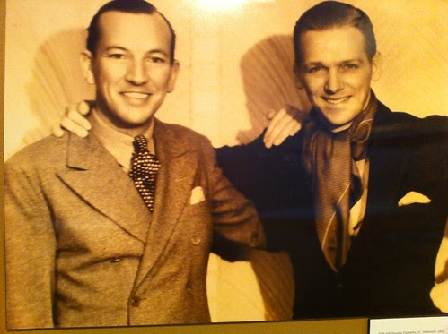 Noel Coward & Douglas Fairbanks Jr