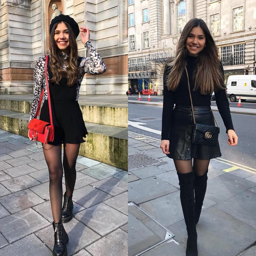 Parisian Chic Outfit Ideas For Spring 30 - FashionMakesTrends.com