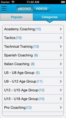 Coach Viewer App