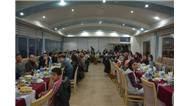 TEOG sınavı öncesinde sınava girecek olan öğrencilere yemek verildi