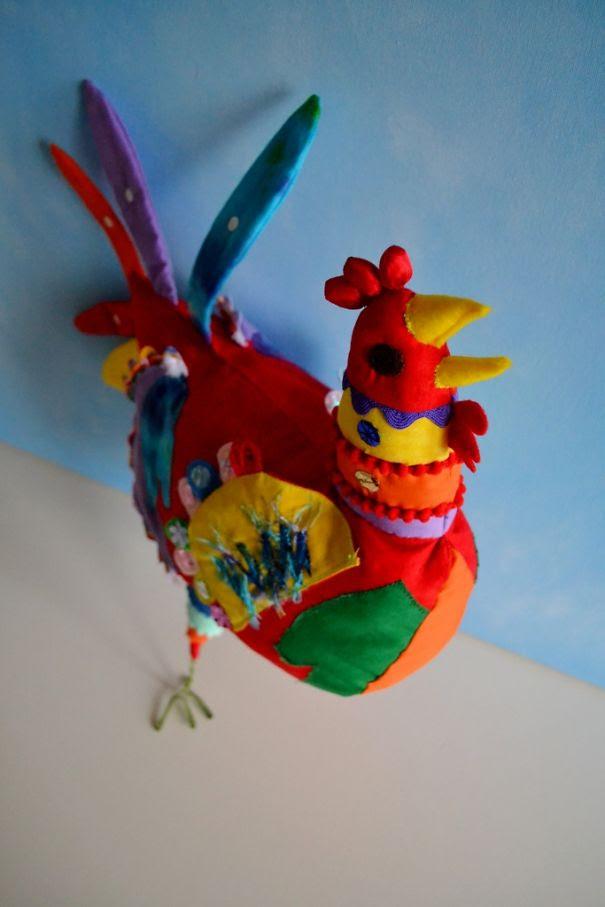 Καλλιτέχνιδα μετατρέπει τις ζωγραφιές παιδιών σε λούτρινα παιχνίδια (15)