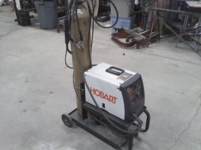 Hobart Handler 180 MIG wire welder 220 volt Very low hours ...