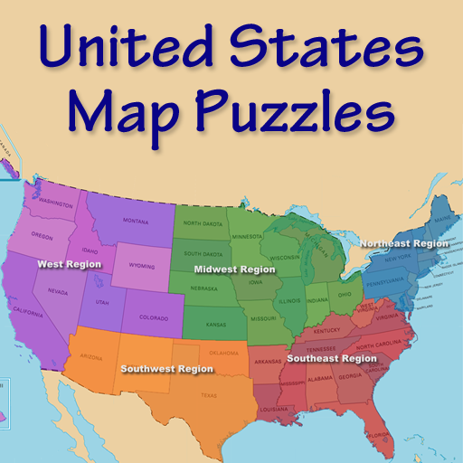 Us Midwest Region Map Games