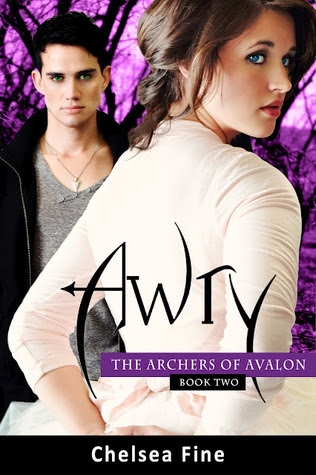 Awry (The Archers of Avalon, #2)