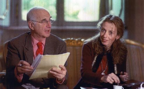 James Hillman e Silvia Ronchey