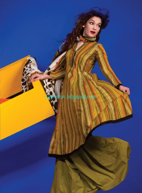 Al-Karam-Textile-Summer-Spring-Lawn-Collection-2013-14-Indian-Pakistani-New-Fashionable-Clothes-14