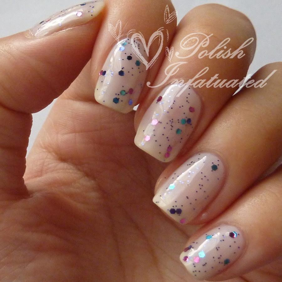 don't burst my bubble layered with polka dot com3