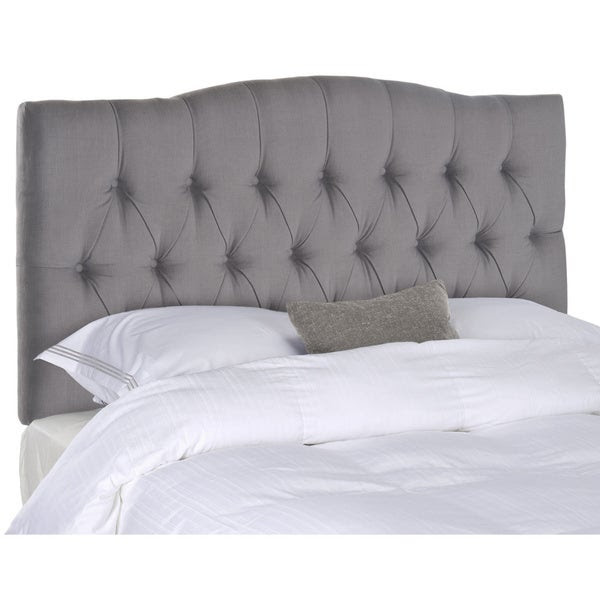 Safavieh Axel Arctic Grey Tufted Headboard (Queen)