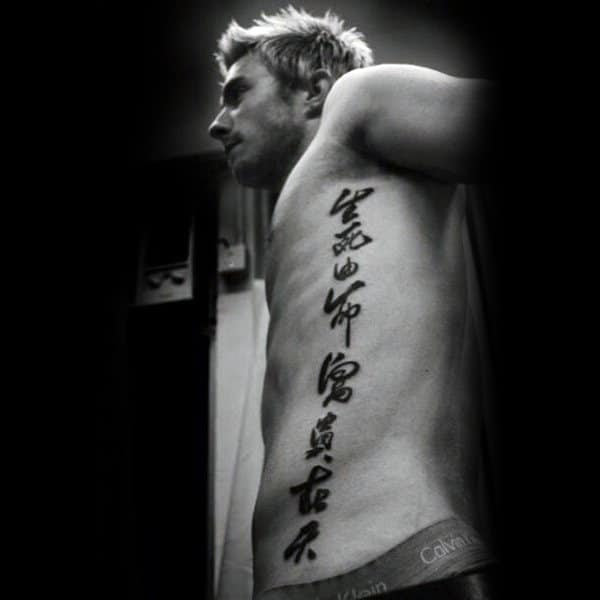 75 Chinese Tattoos For Men Masculine Design Ideas