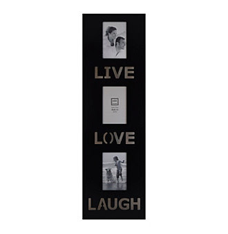 Upc 810781021602 Mkt At Home 3 Opening Live Laugh Love Collage Frame