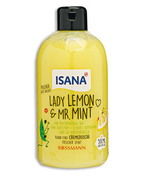 ISANA Lady Lemon & Mr. Mint
