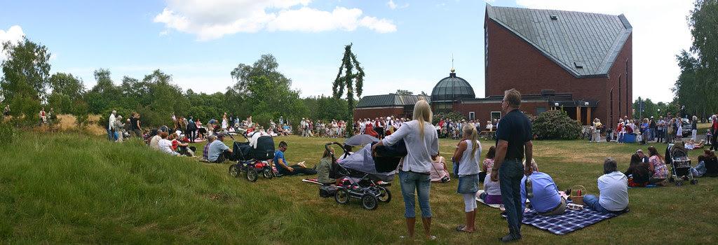 A Midsummer's Panorama