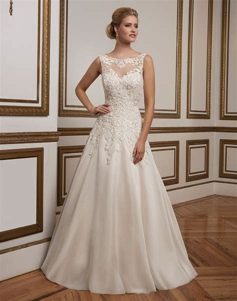 Justin Alexander wedding dresses style 8835   Illusion