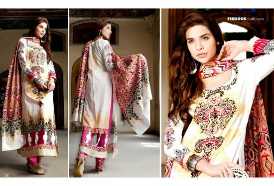 Firdous-Lawn-New-Latest-Fashionable-Designs-Exclusive-Springs-Summer-Collection-2013-12