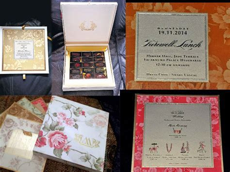 Leaked Wedding Cards   Shahid Kapoor   Aishwarya Rai