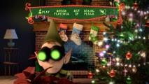 Lanny controlla la situazione nel menu Prep & Landing DVD principale.