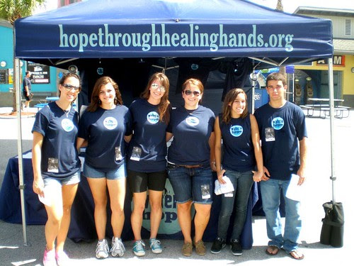 Water = Hope volunteer crew!
