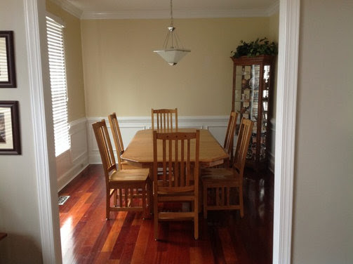 Dining room redesign - Houzz