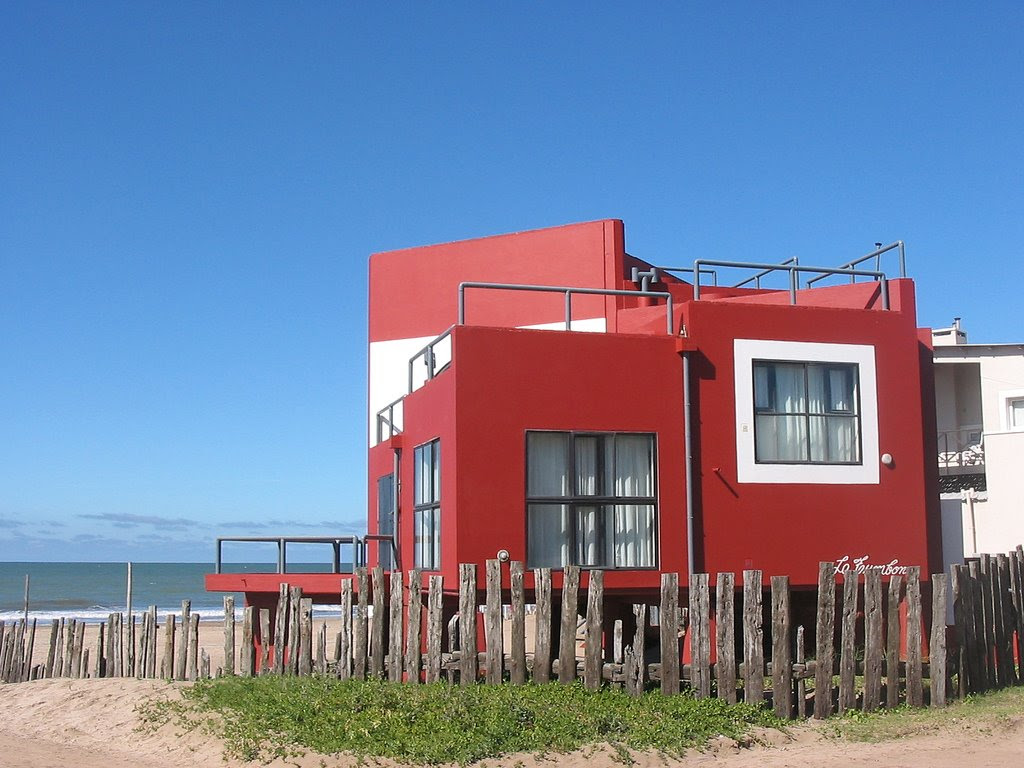 Casa La Tumbona - Clorindo Testa