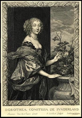 Dorothea, Comitissa de Sunderland 1660