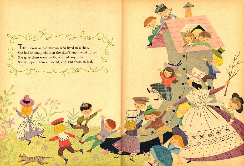 Female Illustrators of the Mid-20th Century: Ruth Ruhman