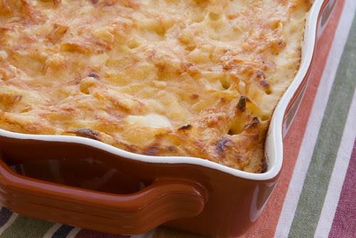 heaven-sent macaroni and cheese