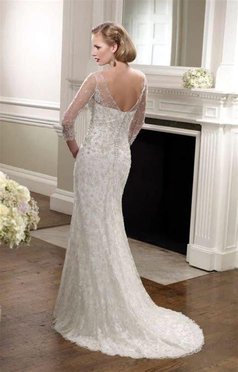 Stunning Ornate Vintage Style Wedding Dress   Sell My