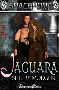 Spaceport: Jaguara by Shelby  Morgen